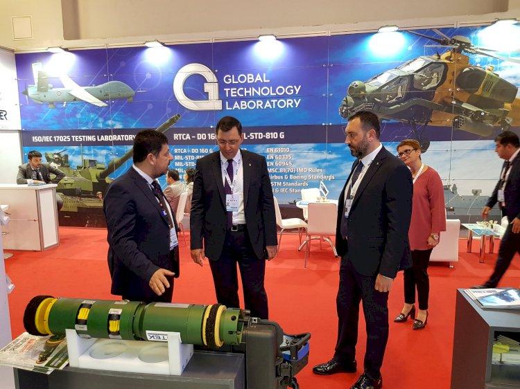 EXPO 2020 Savunma Havacılık ve Uzay Sanayi Fuarı