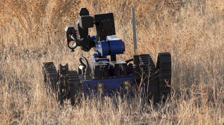 Yerli Bomba İmha Robotunun İnanılmaz Hikâyesi